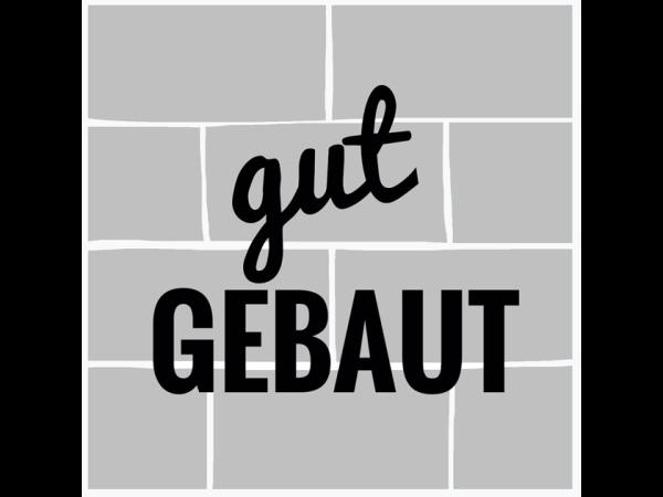 gut gebaut - deutsche Wörter