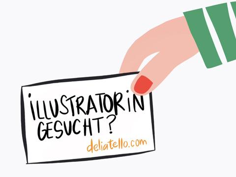 Illustrationen erstellen lassen - Illustratorin finden