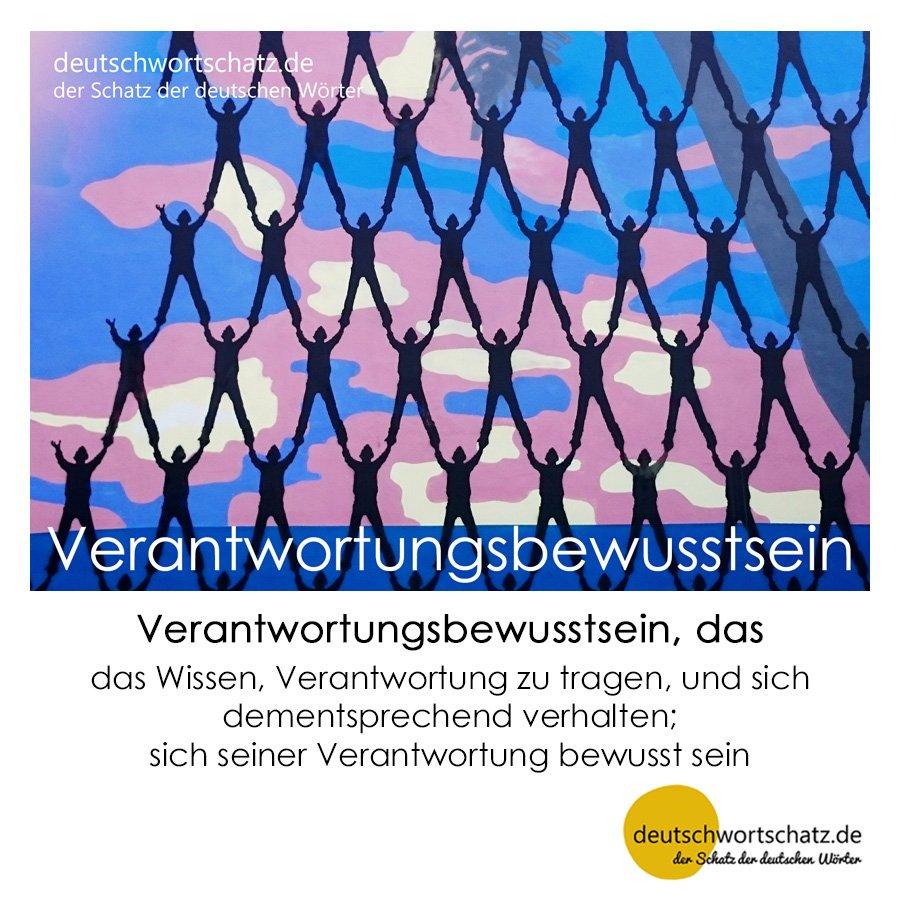 Verantwortungsbewusstsein - Wortschatz mit Bildern lernen - Deutsch lernen