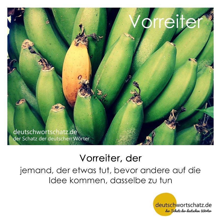 Vorreiter - Wortschatz mit Bildern lernen - Deutsch lernen