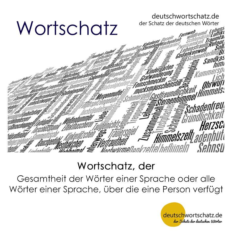 Wortschatz - Wortschatz mit Bildern lernen - Deutsch lernen