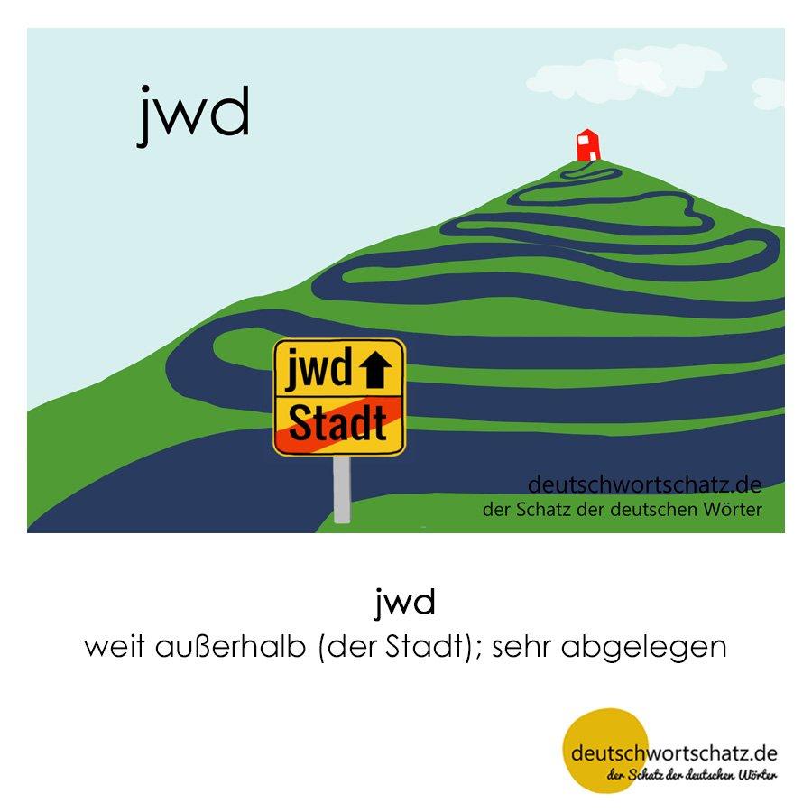 jwd - Wortschatz mit Bildern lernen - Deutsch lernen
