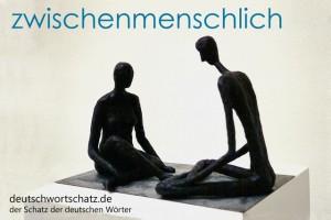 zwischenmenschlich - Deutsch Wortschatz - Wortschatzbilder