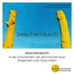 zwischendurch - Wortschatz mit Bildern lernen - Deutsch lernen